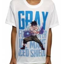 Camisa SB Fairy Tail - Gray