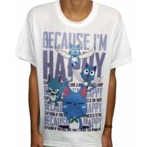 Camisa SB Fairy Tail - Happy