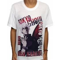 Camisa SB Kaneki - Tokyo Ghoul