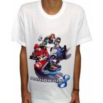 Camisa SB Mario Kart 8