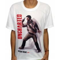Camisa SB Uncharted - Nathan Drake