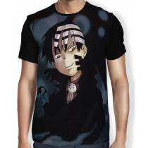 Camisa FULL Death The Kid - Soul Eater