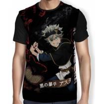 Camisa FULL Black Clover - Asta