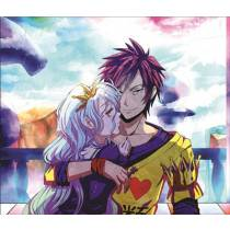 Mouse Pad - Sora e Shiro - No Game No Life