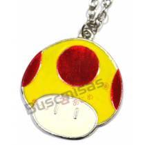 SMB-06 - Cogumelo Amarelo Grande