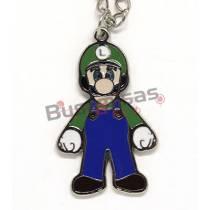 SMB-14 - Colar Luigi - Super Mario