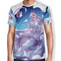 Camisa FULL Print Booette - Super Mario Bros
