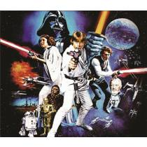 Mouse Pad - Star Wars Poster