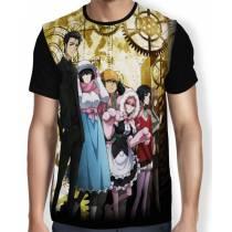 Camisa FULL Zero Rintarou- Steins Gate 0