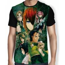 Camisa FULL PHENOGRAM - Steins Gate