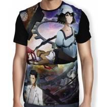 Camisa FULL Kurisu Mayuri Rintarou - Steins Gate