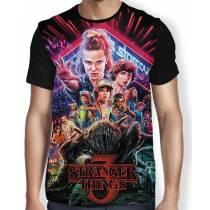 Camisa Full Stranger Things 3