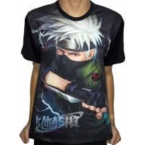 Camisa FULL Kakashi - Naruto