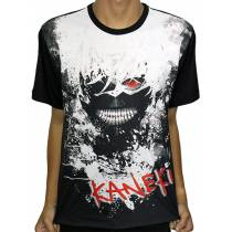 Camisa FULL Kaneki - Tokyo Ghoul