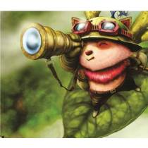 Mouse Pad - Teemo - League of Legends
