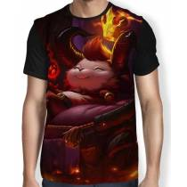Camisa FULL Teemo - League of Legends