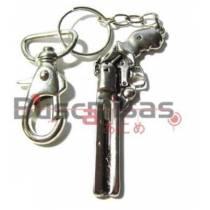 TGN-03(CH) - Chaveiro Revolver do Ash - Trigun
