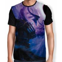 Camisa FULL Thresh Estrela Negra - League of Legends