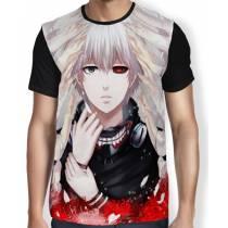 Camisa FULL Yoneru Kaneki - Tokyo Ghoul