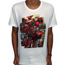 Camisa SB - Comics - Deadpool