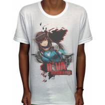 Camisa SB - TN D'VA - Overwatch