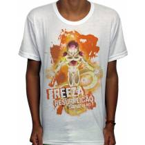 Camisa SB - TN Gold Freeza- Dragon Ball Z