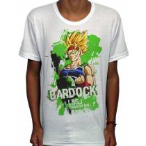 Camisa SB - TN Bardock - Dragon Ball Z