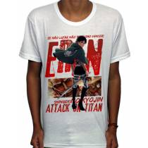Camisa SB - TN Eren - Attack on Titan