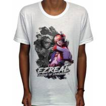 Camisa SB - TN Ezreal - League Of Legends