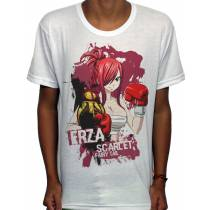 Camisa SB - TN Boxing Erza - Fairy Tail