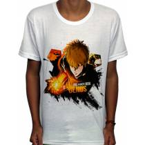 Camisa SB - TN Genos - One Punch Man