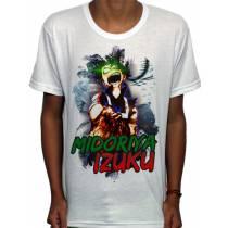 Camisa SB - TN Izuku Midoriya  - Boku No Hero Academia