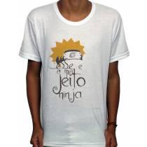 Camisa SB - TN Naruto Jeito ninja