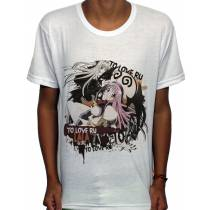 Camisa SB - Lala e Yami - To Love-Ru