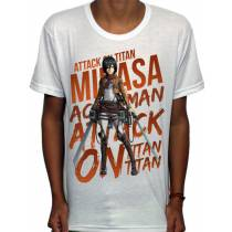 Camisa SB - TN Mikasa - Attack on Titan
