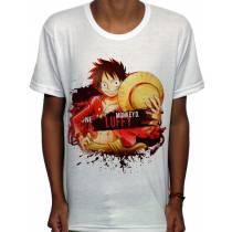 Camisa SB - TN Monkey D Luffy