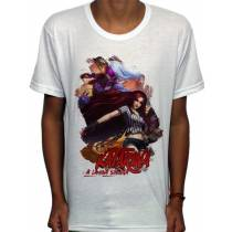 Camisa SB - TN Red Card Katarina - League Of Legends