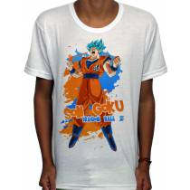 Camisa SB - TN Scream Goku - Dragon Ball Super