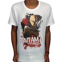 Camisa SB - TN Soco Saitama - One Punch Man