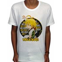 Camisa SB - TN Broken Sword Meliodas - Nanatsu no Taizai