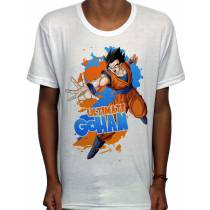 Camisa SB - TN Ultimate Gohan - Dragon Ball Super