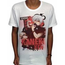 Camisa SB - TN Unmasked Kaneki