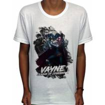 Camisa SB - TN Vayne - League Of Legends