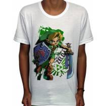 Camisa SB Draw Link - Zelda