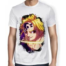 Camisa SB - TN Brusher Smile Demon Meliodas - Nanatsu no Taizai