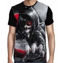 Camisa FULL Ghoul Hand Kaneki - Tokyo Ghoul