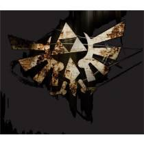 Mouse Pad - Triforce Twilight Princess - The Legend Of Zelda