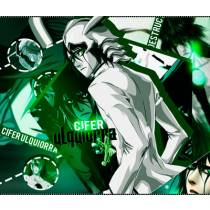 Mouse Pad - TN Cifer Ulquiorra - Bleach