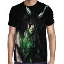 Camisa Full Ulquiorra - Bleach
