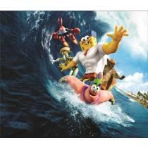 Mouse Pad - Um Heroi Fora D'Agua - Bob Esponja